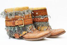 Wild & Free Jewelry Custom Boots