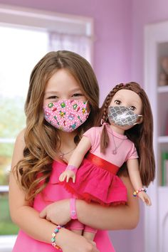My Mask for Kids by Zorbitz: One Size fits Most, Breathable and Comfortable, Age 3+ and my Mask for Dolls Age 3, Mask For Kids, Dolls, Baby, Baby Dolls, Puppet, Doll, Baby Humor, Infant