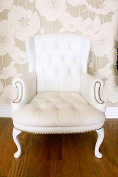 Beautiful furniture - white on white