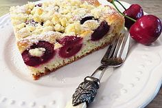 Kirsch - Streusel - Kuchen 1