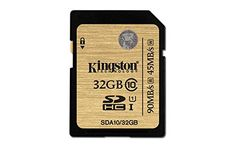 Kingston Profesional SDA10 SDHC 32GB Class 10 Speicherkarte
