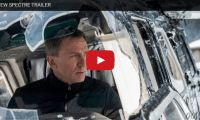 NEW SPECTRE TRAILER Another in the latest of trailers for the movie SPECTRE, the 24th James Bond adventure, featuring the lovely Monica Bellucci, was released yesterday. It has received almost 5M views already...