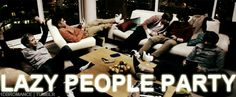 New trendy GIF/ Giphy. lazy lazy people party. Let like/ repin/ follow @cutephonecases