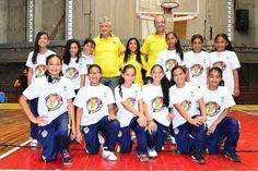 Club Matecañas a campeonato Nacional de Minibaloncesto en Cali