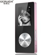 US $24.15 GERUIDA 2017 Bluetooth MP4 Player Full Metal Hifi MP4 Player Walkman With Loudspeaker Arm Strap Support Video Recording Watch. Aliexpress product