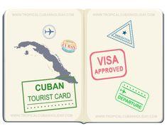 Kuba Touristenkarte & Visum