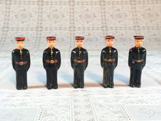 USSR toy soldiers Suvorov Military school Cadets russian soviet 1950s-1960s…