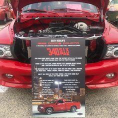 Check out the new #carshowboard for our 98 #dodge #dakotasport with a #3406pack ! Get one for your car at showcarsign.com #dodgedakota #dakotart #dodgetrucks #mopar #moparian #moparmuscle #moparornocar #moparperformance