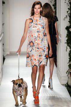 Mulberry S/S 2014 #LFW