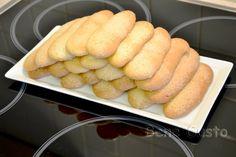 """Печенье """"Савоярди"""" для Тирамису"""