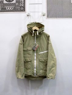 not to late to rock a Parka