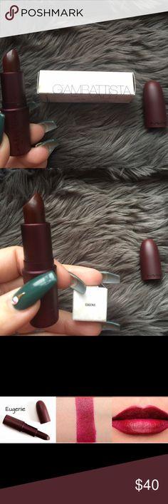 "Mac Giambattista Valli collection ""Eugenie"" Brand new in box. Limited edition collection. Giambattista Valli lipstick in ""Eugenie"" MAC Cosmetics Makeup Lipstick"