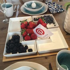 One of our top pinned items out for show and tell at our #HomeAtJCP preview. Yummy! @David Stark Design