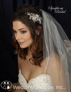 Symphony Bridal Headpiece CL2013