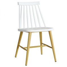 Cadires model Camus, fabricada amb base metàl.lica y acabat amb imitació fusta.      Model: Camus     Cadira de disseny, multiusos     Base de metall amb acabat imitació fustamadera     Seient y respatller de polipropilè injectat de color blanc o negre     Us exterior i interior     Medeix: 42.5 x 48.5 x 77 cm