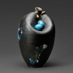 Susan Kadish - Raku Fired Ceramic Art