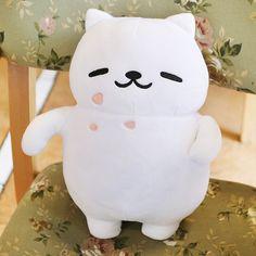 "Game Neko Atsume cat backyard cat meow Darake Zukan plush Toy 13.4"" Xmas Gift-in Movies & TV from Toys & Hobbies on Aliexpress.com | Alibaba Group"