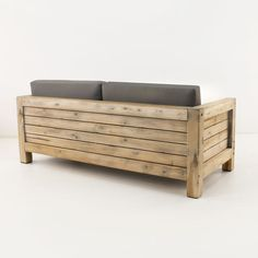 Lodge Distressed Teak Outdoor Love seat of Teak Deep Seating and Deep Seating Collections. Browse other list of modern teak outdoor furniture here Outdoor Furniture Plans, Outside Furniture, Deck Furniture, Pallet Furniture, Furniture Design, Furniture Buyers, Furniture Stores, Kids Furniture, Modern Furniture