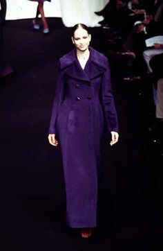 Alberta Ferretti: RTW Fall 1996