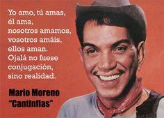 "Mario Moreno ""Cantinflas"""
