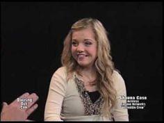 Cartoon Network's Incredible Crew star Shauna Case talks w Eric Blair 2013 - YouTube