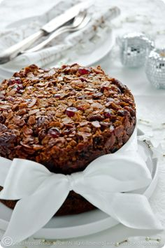 Florentine Christmas Cake #Fruitcake#Christmastradition