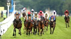 Gold Cup: Order of St George wins at Royal Ascot