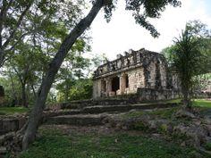 Uxmal, Yucatán. México.