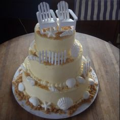 Me And Jay S Wedding Cake From Our 2008 Cape Cod