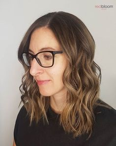 Soft balayage :: RedBloom Salon Hair Painting, Color Trends, Hair Color, Glass, Fashion, Living Room, Moda, Haircolor, Drinkware
