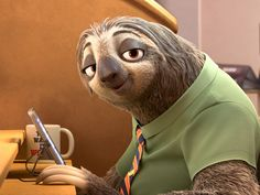Zootopia Full Cast Revealed; See New Character Photos