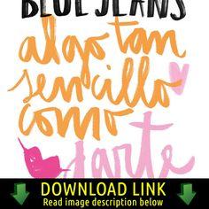 Blue Jeans - Algo tan sencillo como darte un beso Download eBook PDF ePUB mobi
