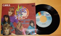 "THE ORCHIDS - Girls + Daughters of Babylon - Vinyl 7"" Single - MCA Records in Musik, Vinyl, Pop | eBay"