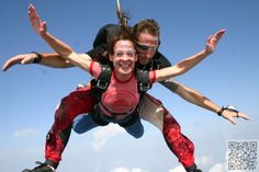 7. #Skydive - 19 Exciting #Things That You Can do Once You Turn 18 ... → #Lifestyle #Lottery