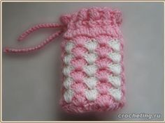 crochet and more by simo: CELL DOOR / CROCHET PHONE CASE