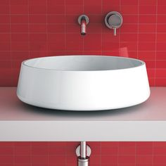 Exte Sink White Polish now featured on Fab.