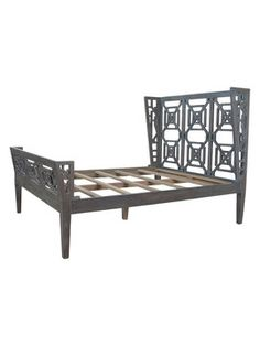 Manor Bed Frame from A Welcoming Guest Room on Gilt