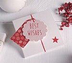 Handmade Christmas card? Use our box for CD!