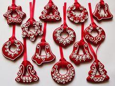 Christmas 24, Christmas Candle, Christmas Gingerbread, Christmas Treats, Christmas Baking, Handmade Christmas, Christmas Tree Ornaments, Gingerbread Decorations, Christmas Decorations
