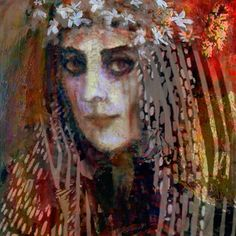 "Saatchi Online Artist Suhair Sibai; Painting, ""To ""Yara"" with Love"" #art"