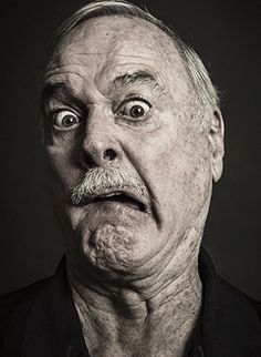 John Cleese. https://jrspublishing.leadpages.net/4-free-gifts/ The best exercises to lose weight, the best diet to lose weight, how to exercise for weight loss, lose belly fat