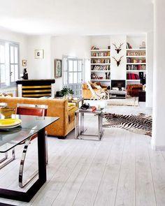 Period living modern interior