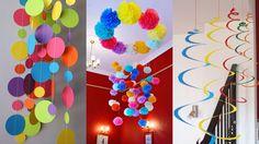 farsangi dekoráció - Google-keresés Diy For Kids, Crafts For Kids, 5th Birthday, Birthday Parties, Classroom Themes, Decoration, Diy And Crafts, Kindergarten, Wall Decor