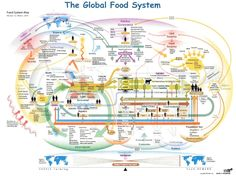What is a sustainable community food system?  A sustainable community food system, as defined by the University of California Sustainable Agriculture Research and Education Program (UC SAREP), is a collaborative network that integrates sustainable food production, processing, distribution, consumption and waste management in order to enhance the environmental, economic and social health of a particular place.