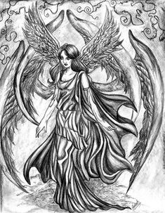Seraphim by wetpaint