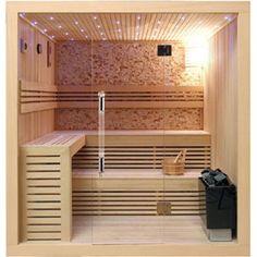 Fínska sauna Luxury Monte Carlo
