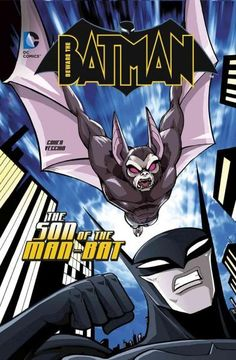 Just when Batman is able to provide Kirk Langstrom, a.k.a. the Man-Bat, with a cure to his affliction, a second man-sized bat starts terrorizing Gotham City! Can Batman count on Kirk to help stop this