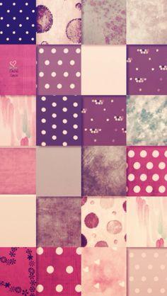 Cute pattern wallpaper