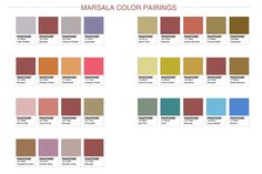 marsala color 2015 - Pesquisa Google