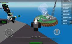 Roblox - Screenshots do jogo para Android. Jogabilidade do Roblox.